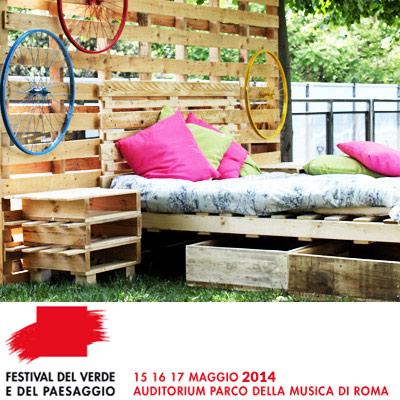 Festival del verde e del paesaggio 2014