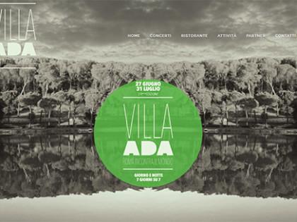 25/06/2014 – 30/07/2014 – Villa Ada