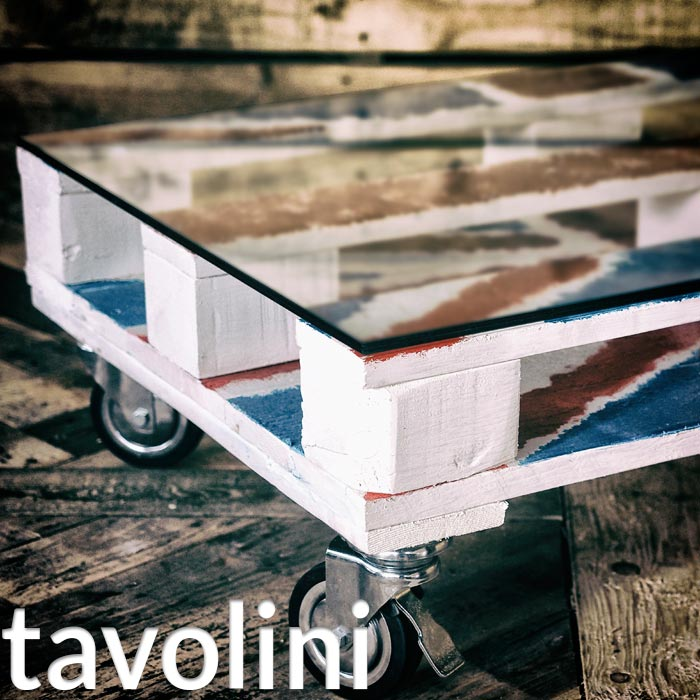 Pallet Arredamento Vendita : Arredamento in pallet mobili con bancali ...