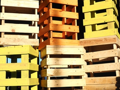 pallet gallery