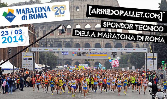 maratona-di-roma-arredopallet
