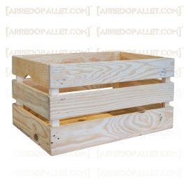 cassette di legno riciclo