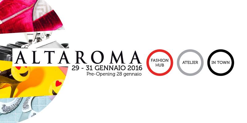 altaroma fashion week