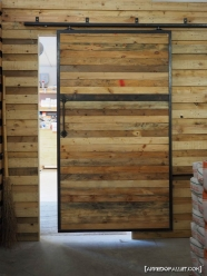 riciclo negozi in pallet