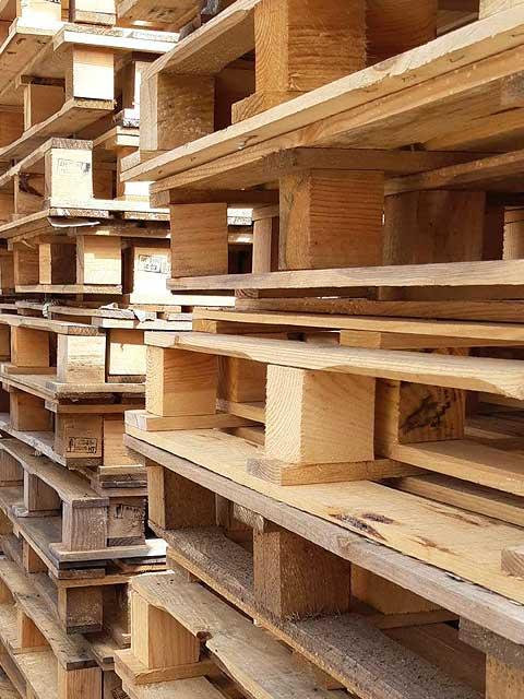 bancali pallet legno usati