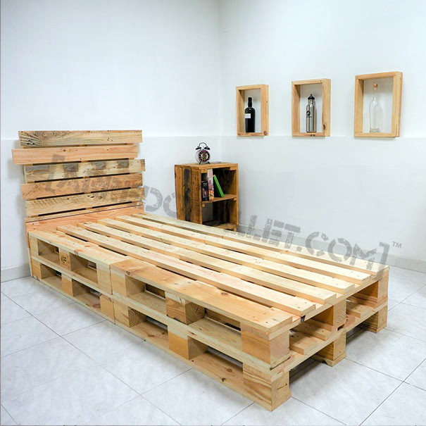 Letto pallet