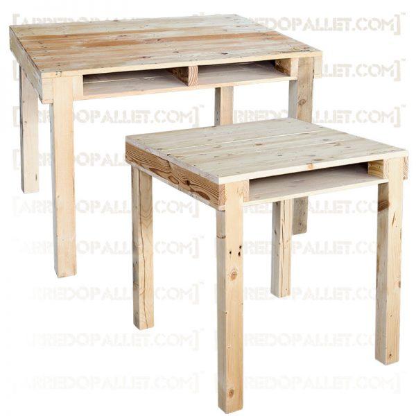 tavoli bancali